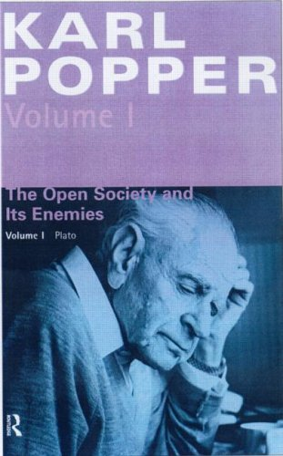 9780415040310: The Open Society and its Enemies: Volume I: The Spell of Plato