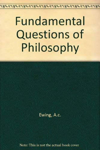 9780415040419: Fundamental Questions of Philosophy