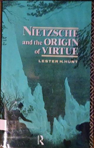 9780415040532: Nietzsche and the Origin of Virtue (Routledge Nietzsche Studies)