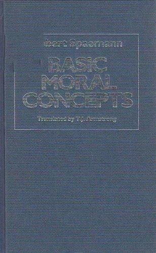 9780415041607: Basic Moral Concepts