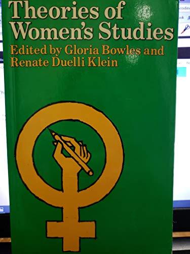 9780415042895: Theories of Women's Studies by Bowles, Gloria; Klein, Renate D.