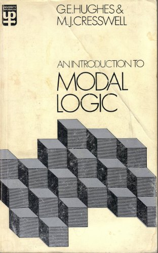9780415043137: An Introduction to Modal Logic