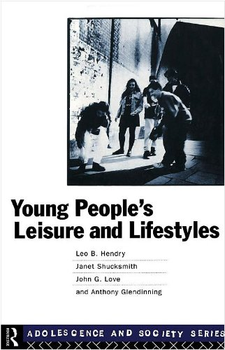 9780415043502: Young People's Leisure and Lifestyles (Adolescence and Society)