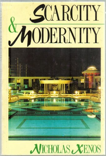 9780415043762: Scarcity and Modernity (Routledge Library Editions: Environmental and Natural Resource Economics)