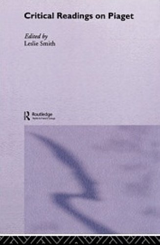 Jean Piaget: Critical Assessments (Hardback)