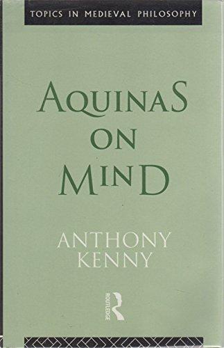 9780415044158: Aquinas on Mind