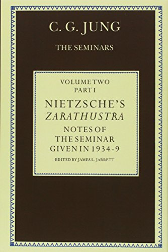 9780415044288: Nietzsche's Zarathustra: Notes of the Seminar given in 1934-1939 C.G. Jung (Vol 1 & 2)