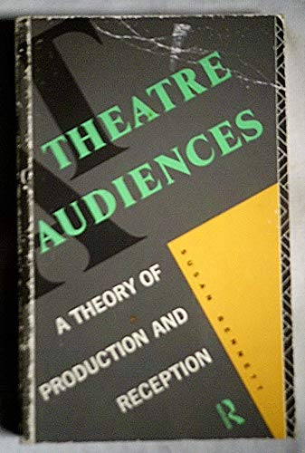 9780415044967: Theatre Audiences