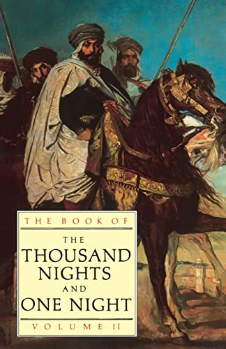 The Book of the Thousand and One Nights (Vol 2) (Thousand Nights & One Night) (Volume 1) - Mardrus, J.C.