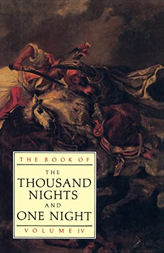 9780415045421: The Book of the Thousand and One Nights (Vol 4) (Thousand Nights & One Night) (Volume 3)