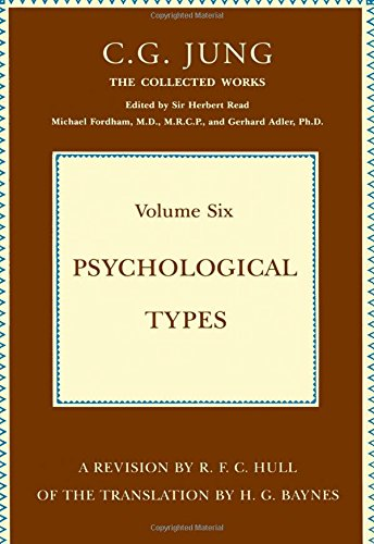 9780415045599: Psychological Types (Collected Works of C.G. Jung)