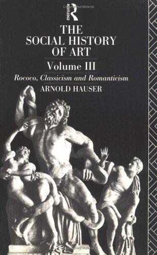 9780415045803: Social History of Art: 3