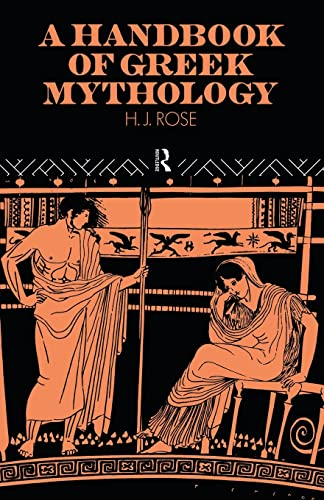 9780415046015: A Handbook of Greek Mythology