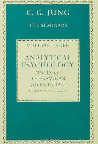 9780415046930: Analytical Psychology: Notes of the Seminar given in 1925 by C.G. Jung (Collected Works of C.G. Jung)