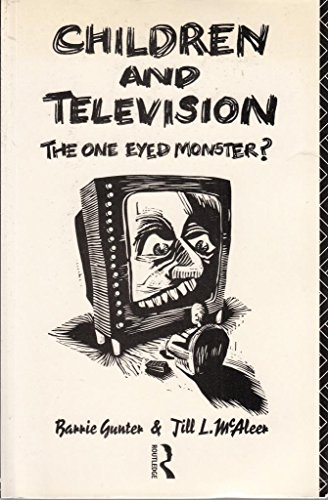 9780415047296: Children and Television; The One Eyed Monster?