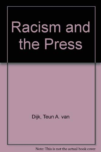 9780415047333: Racism and the Press (Critical studies in racism and migration)