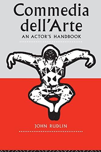 9780415047708: Commedia Dell'Arte: An Actor's Handbook: A Handbook