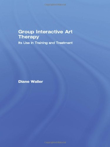 9780415048439: Group Interactive Art Therapy CL