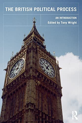 9780415049665: The British Political Process: An Introduction