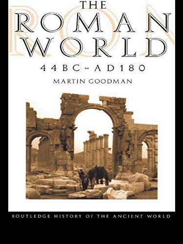 9780415049702: The Roman World 44 BC–AD 180 (The Routledge History of the Ancient World)