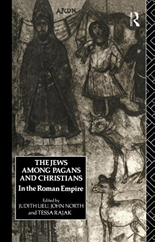 9780415049726: The Jews Among Pagans and Christians in the Roman Empire