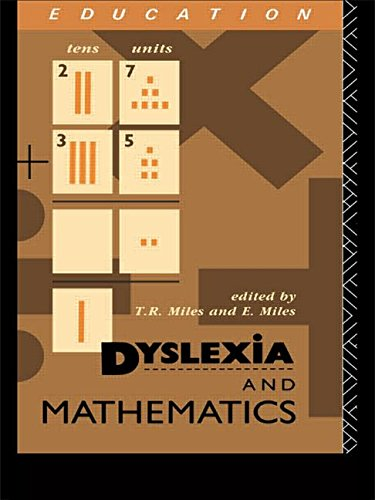 9780415049870: Dyslexia and Mathematics