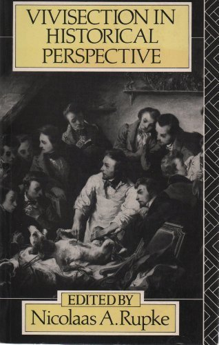 9780415050210: Vivisection in Historical Perspective (Welcome Institute Series in the History of Medicine)