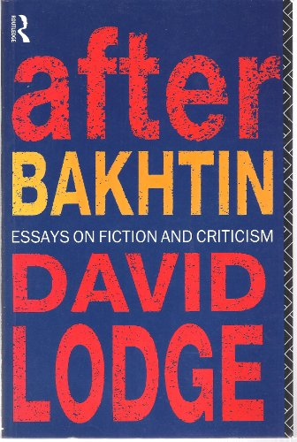 9780415050388: After Bakhtin: Essays on Fiction and Criticism