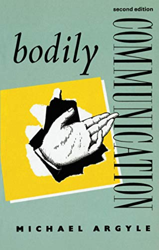 9780415051149: Bodily Communication