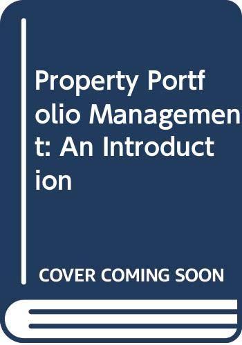 9780415051248: Property Portfolio Management: An Introduction