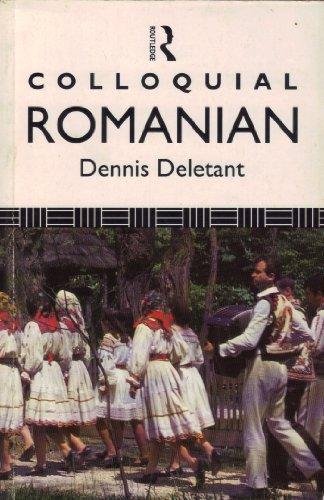 9780415051293: Colloquial Romanian: A Complete Language Course (Colloquial Series)