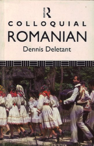 9780415051293: Colloquial Romanian