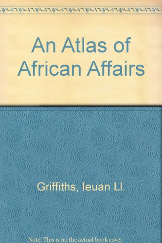 9780415051309: Atlas of African Affairs