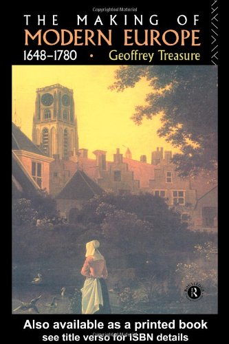 9780415051361: The Making of Modern Europe 1648-1780