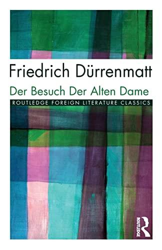 9780415051408: Der Besuch der alten Dame (Twentieth Century Texts)