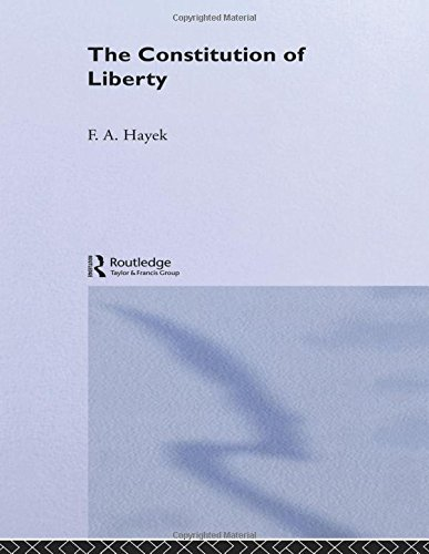 9780415051583: The Constitution of Liberty