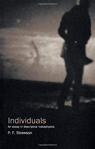 9780415051859: Individuals: An Essay in Descriptive Metaphysics (University Paperbacks; Up)