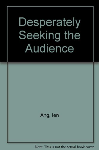 9780415052696: Desperately Seeking the Audience