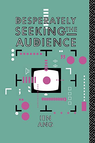 9780415052702: Desperately Seeking the Audience