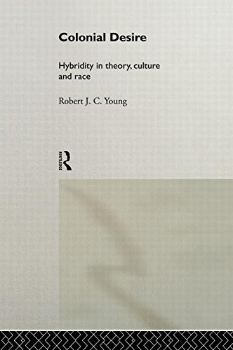 9780415053730: Colonial Desire: Hybridity in Theory, Culture and Race