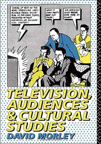 9780415054454: Television, Audiences and Cultural Studies