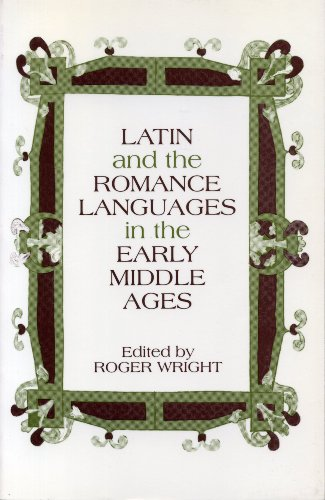 9780415056069: Latin and the Romance Languages in the Early Middle Ages (Romance Linguistics)