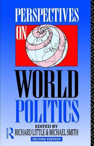 Perspectives on World Politics (0415056241) by [???]