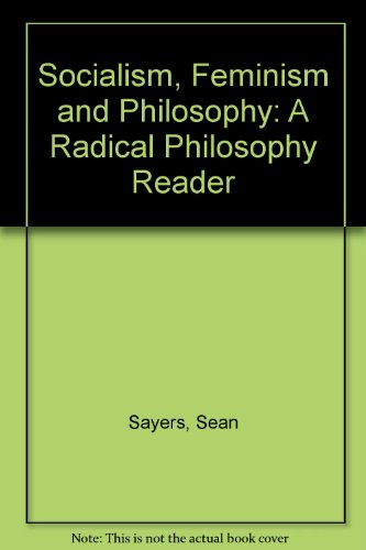 9780415056274: Socialism, Feminism and Philosophy: A Radical Philosophy Reader