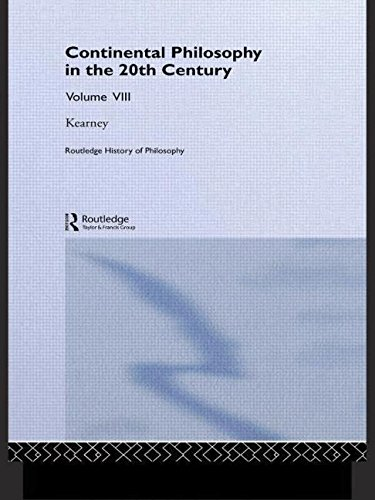 9780415056298: Twentieth-Century Continental Philosophy (Routledge History of Philosophy, Vol. 8)