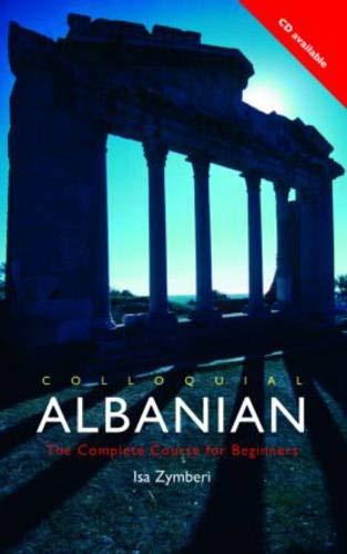 9780415056632: Colloquial Albanian