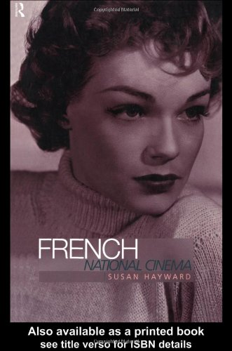 9780415057295: French National Cinema