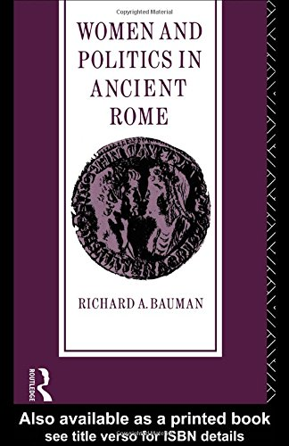 9780415057776: Women and Politics in Ancient Rome