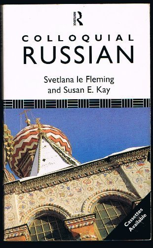 9780415057844: Colloquial Russian (Colloquial Series)