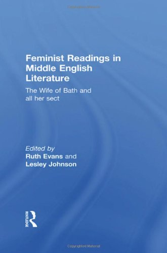 9780415058186: Feminist Readings in Middle English Literature: The Wife of Bath and All Her Sect